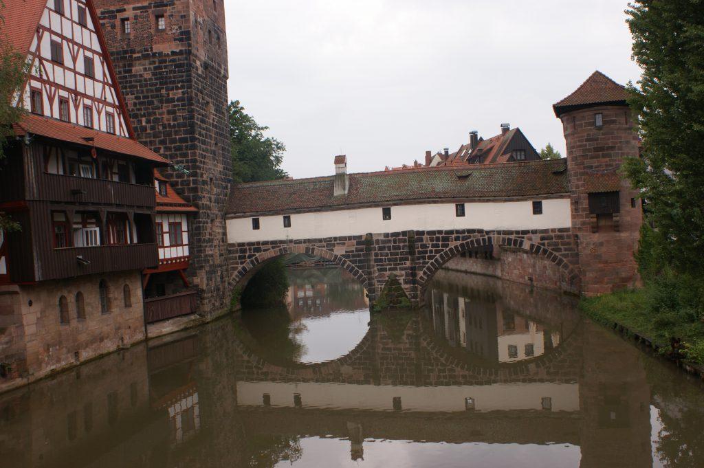 deutschlandreise franken, nürnberg